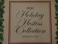 AVON HOLIDAY HOSTESS COLLECTION      --BR1 - 2