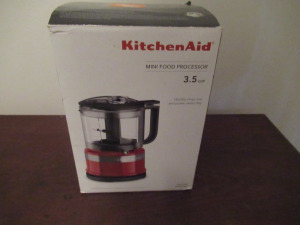 KITCHEN AID MINI FOOD PROCESSOR       --BR1