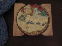 PLACE MATS AND COASTERS      --BR1 - 2