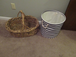 BASKET AND HAMPER      --BR1