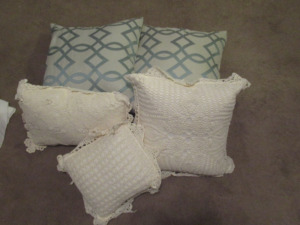 THROW PILLOWS       --BR1