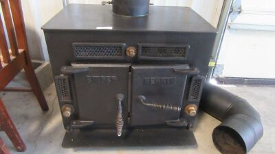 EMBER HEARTH WOOD STOVE