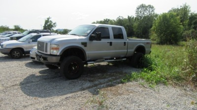 2008 FORD F-250 POWERSTROKE