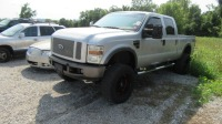 2008 FORD F-250 POWERSTROKE - 2