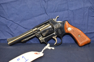 SMITH AND WESSON MODEL 33