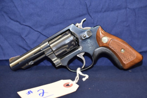 SMITH AND WESSON MODEL 36-1