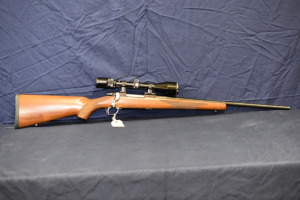 RUGER MODEL M77-MARK II BOLT-ACTION RIFLE.