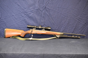 REMINGTON MODEL 700 BOLT-ACTION MOUNTAIN RIFLE