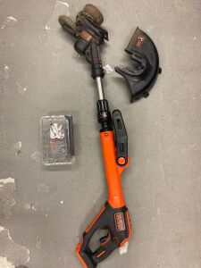 Black & Decker Portable Weedeater