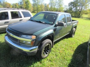 2005 CHEVY COLORADO LS Z71