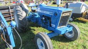 FORD 4600 TRACTOR - KEY - L7