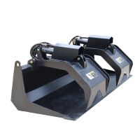72-INCH SKID-STEER GRAPPLE BUCKET - L15