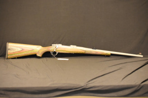 RUGER STAINLESS MODEL M77