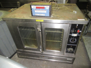 GARLAND CONVECTION OVEN - BLDG