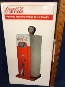COCA-COLA PAPER TOWEL HOLDER