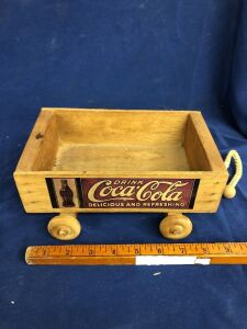 COCA-COLA WAGON