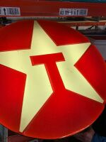TEXACO LIGHT UP SIGN