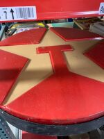 TEXACO LIGHT UP SIGN - 4