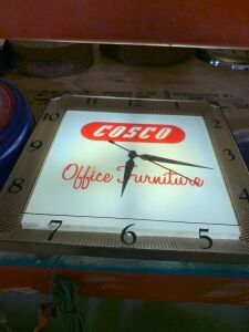 COSCO OFFICE FURNITURE CLOCK