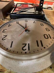NATIONAL TIME CLOCK
