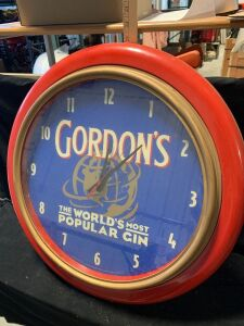 GORDON'S CLOCK