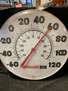 FORD MOTORCRAFT THERMOMETER