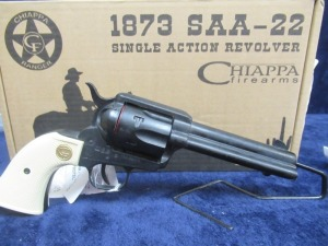 CHIAPPA MODEL 1873 - 22 CALIBER LR REVOLVER