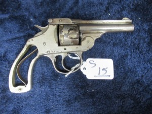 JOHNSON ARMS TOP BREAK REVOLVER