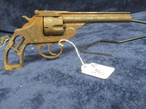IVER JOHNSON OWL HEAD REVOLVER