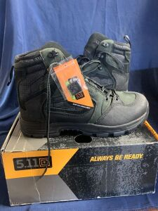 "MENS 5.11 XPRT 2.0 URBAN 10.5"" R BOOT"