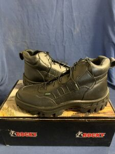 "ROCKY DUTY TMC 9"" M BOOT USA"