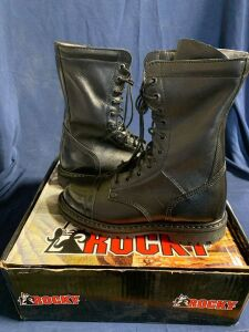 "WOMENS ROCKY 7.5"" MW USA"