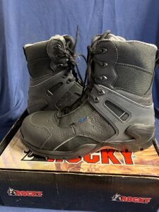 "ROCKY FIRSTMED 9.5"" M BOOT"