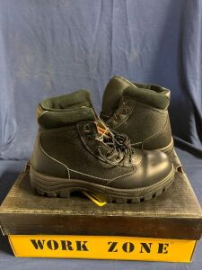 "WORK ZONE 6"" SWAT BOOT"