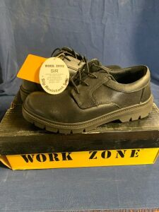 "WORK ZONE 5"" WORK SHOE"