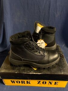 "WORK ZONE 5"" SWAT BOOT"