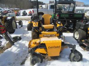 CUB CADET TANK LZ COMMERCIAL ZERO TURN MOWER - L2
