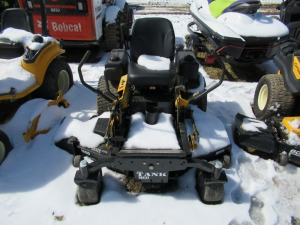 CUB CADET THE TANK ZERO TURN MOWER - L2