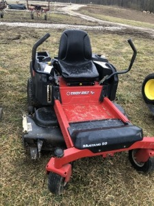 TROY BILT ZERO TURN LAWN MOWER - L2