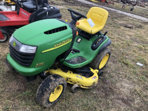JOHN DEERE L120 RIDING MOWER - L2