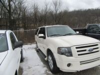 2007 FORD EXPEDITION - TITLE - L16