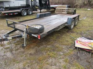 18 FOOT GATORMADE TRAILER - 15