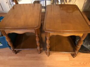 MAPLE END TABLES (2)