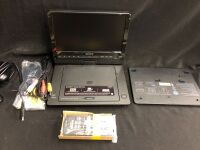 SONY PORTABLE DVD PLAYER - 3
