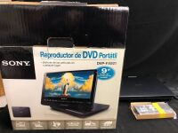 SONY PORTABLE DVD PLAYER - 5