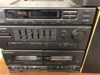 EMERSON TUNER, EQUALIZER AND CASSETTE PLAYER - 2