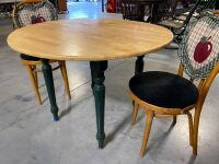 3 PIECE TABLE AND CHAIRS (3) - 2