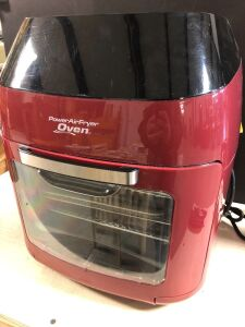POWER AIR FRYER COUNTER TOP OVEN