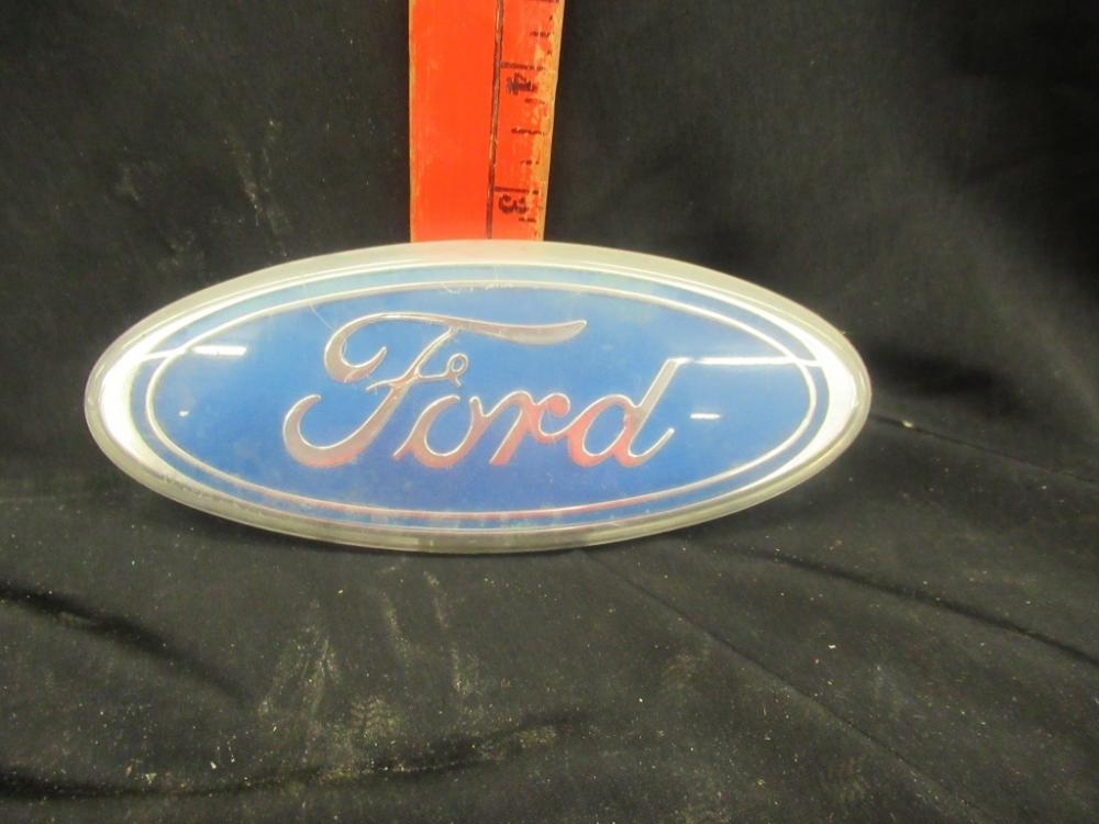 VINTAGE FORD NAME PLATE