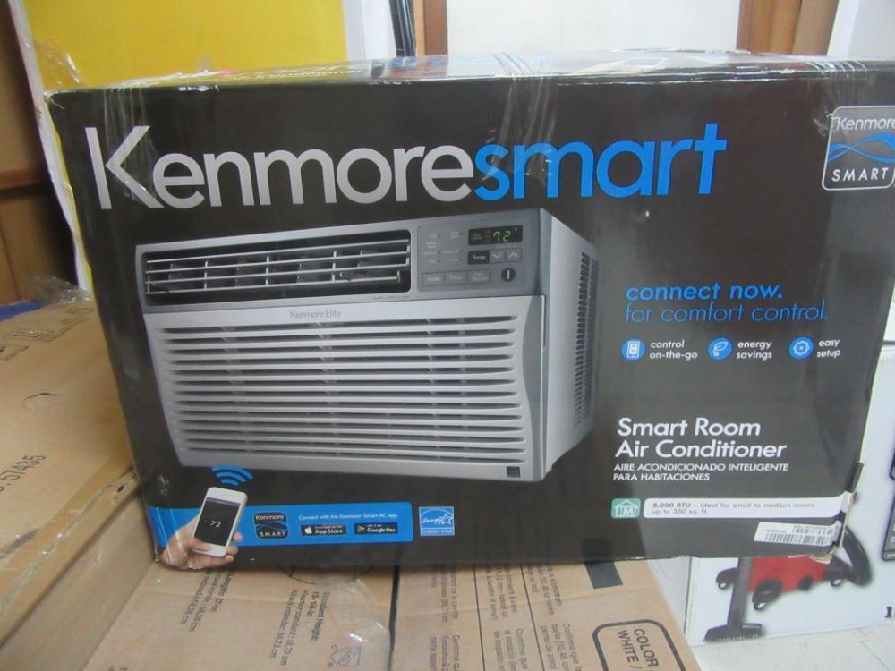 KENMORE SMART ROOM AIR CONDITIONER